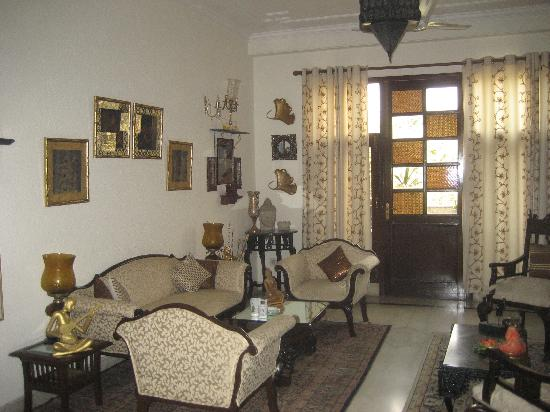 On The House: Sitting Room
