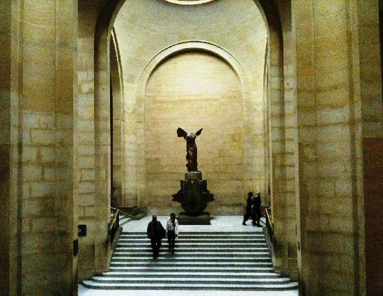París, Francia: La Victoria como a mi me gusta