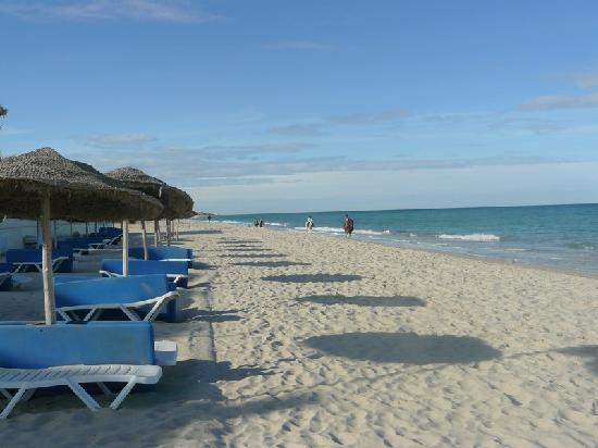 SENTIDO Djerba Beach: La plage(1)