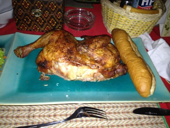 Haus Bremen: chicken
