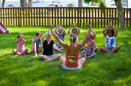 Louis Imperial Beach: Kids playground