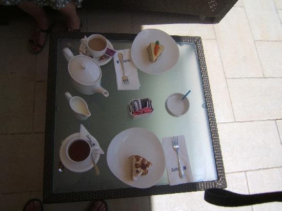Radisson Blu Resort & Spa, Malta Golden Sands: a bit of indulgence.