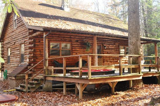 Charmant Cheat River Lodge And Riverside Cabins: Big Poplar