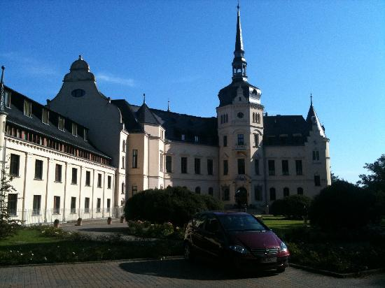 Schlosshotel Ralswiek: The castle