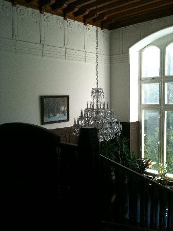 Schlosshotel Ralswiek: The mailn hall
