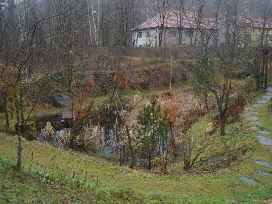 Naturhotel Steinschalerhof : Garten