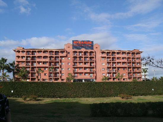 Myramar Fuengirola Hotel: Hotel