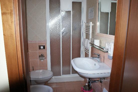 B&B Residenza della Signoria: Toilet