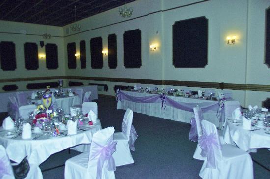 هيتلاند هول هوتل: wedding reception
