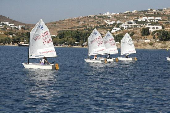 Naoussa Sailing Team Foto