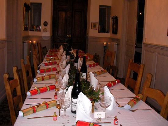 Les Marguerites : Préparation du nouvel an aux Marguerites