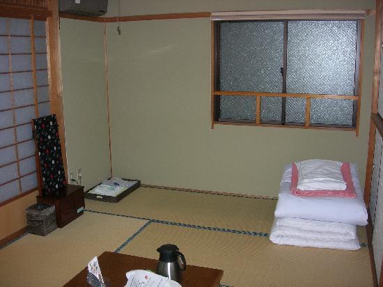 โรงแรมฟูจิวาระ เรียวคัง: a part of the room