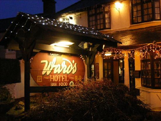Wards Hotel : Ward's Bar & Hotel