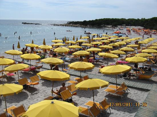 Hotel Cala Ginepro Resort&Spa: spiaggia