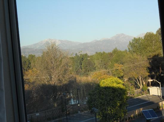 Fairfield Inn & Suites Los Angeles West Covina : view from room