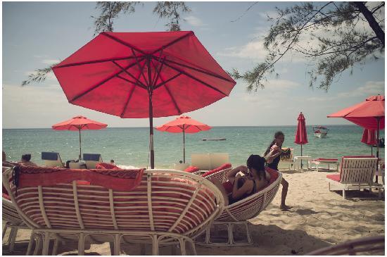 Otres Beach : riceandbeets