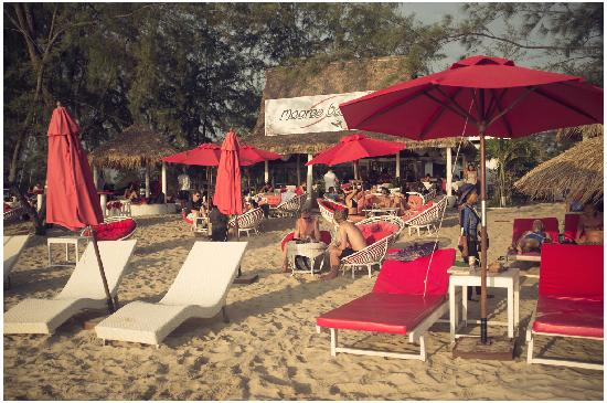 Otres Beach: riceandbeets