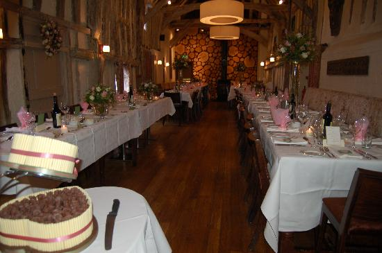 The Eight Bells: The restaurant of the 8 Bells