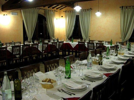 Magliano Sabina, Italia: prima di cena