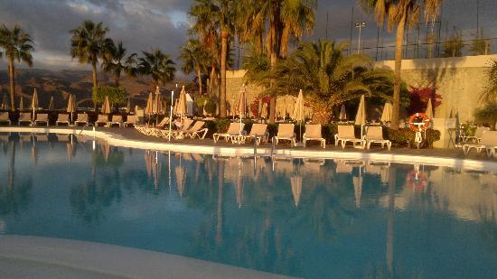 ClubHotel Riu Vistamar : Top pool again