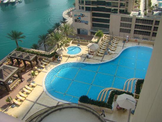 Swimming Picture Of Grosvenor House Dubai Dubai