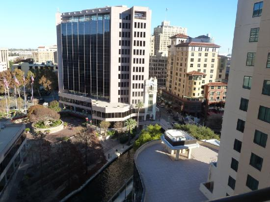 View Of Downtown From The Our 11th Floor Balcony Picture
