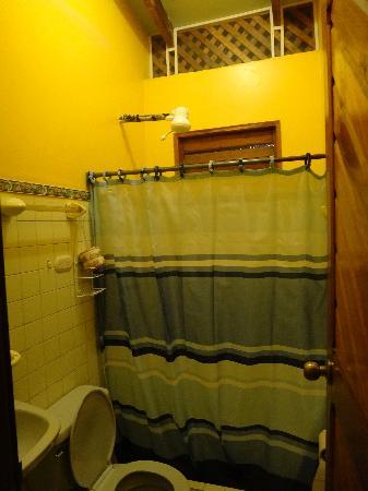 Hotel Guarana: bath