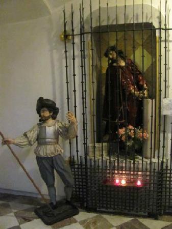 Karmelitenkirche St. Joseph und St. Maria Magdalena: side chapel