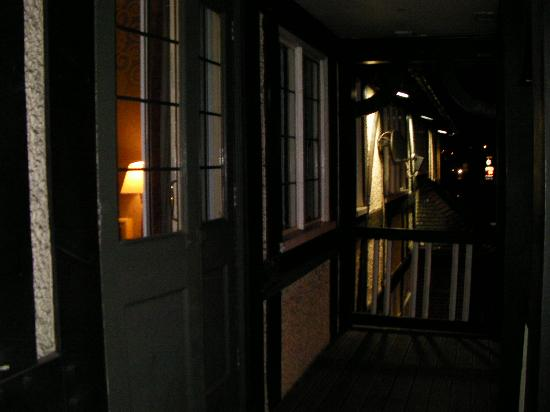 The Crown by Marston's Inns: Balcony 2