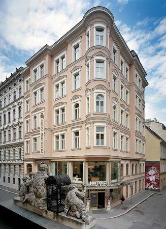 Hotel Beethoven Wien: Außenfront