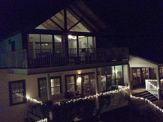 Hotel Alsace & Spa Resort: Lights up and ready for the New Year celebration
