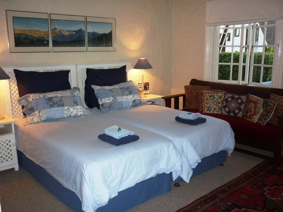 Guinea Fowl Lodge: Room  1