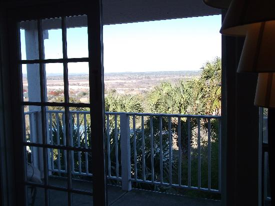 Hotel Alsace & Spa Resort: French doors open onto balcony