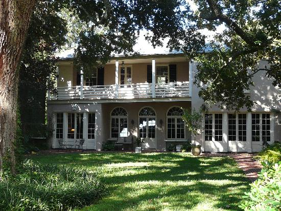 21 East Battery Bed and Breakfast: Exterior view