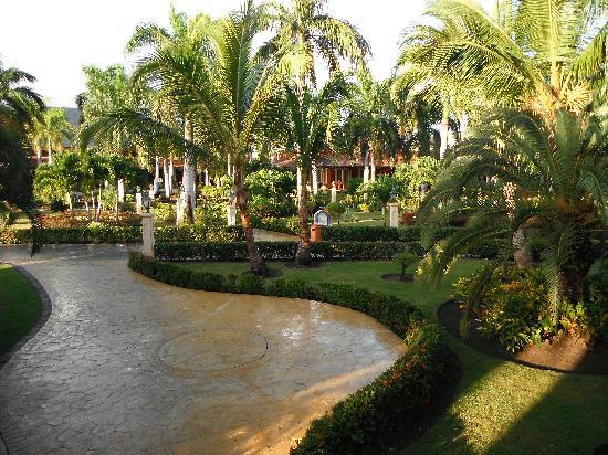 Grand Bahia Principe Punta Cana : Entrée près du Lobby