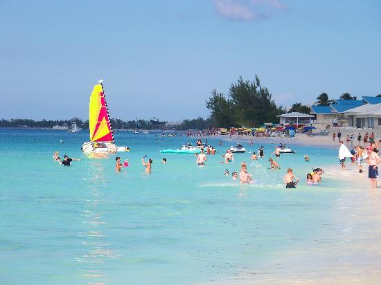 7 Mile Beach Resort and Club: Beach