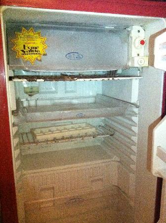 Westway Hotel: Refrigerator