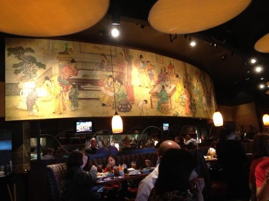 pf changs the above kitchen mural - Changs Kitchen