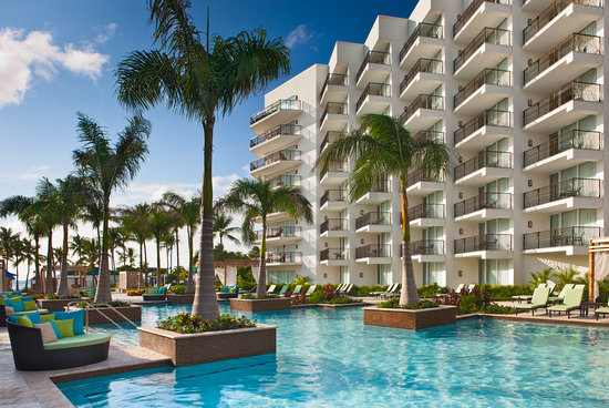 Aruba Marriott Resort & Stellaris Casino: H20asis Adult Pool