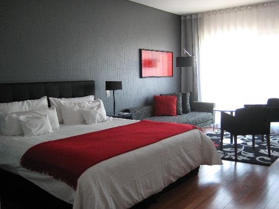 Fierro Hotel Buenos Aires: bedroom on the 7th floor