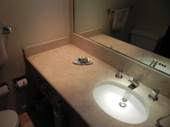 Hotel Panorama: baño remodelado