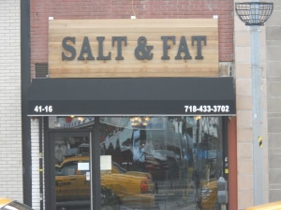 Photo of American Restaurant Salt and Fat at 4116 Queens Blvd, Sunnyside, NY 11104, United States