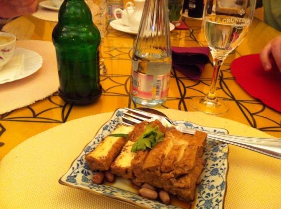 Just Dim Sum: tofu starter