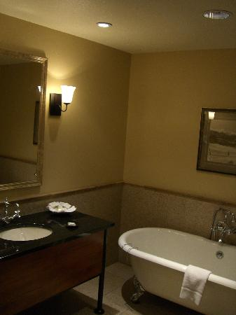 Park Place Inn: Attractive bathroom