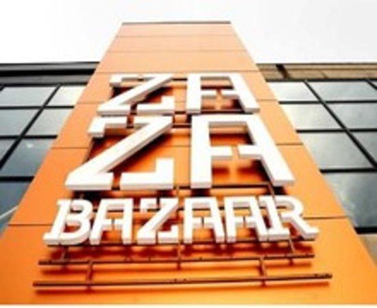 Za Za Bazaar - The Britain's Largest Restaurant