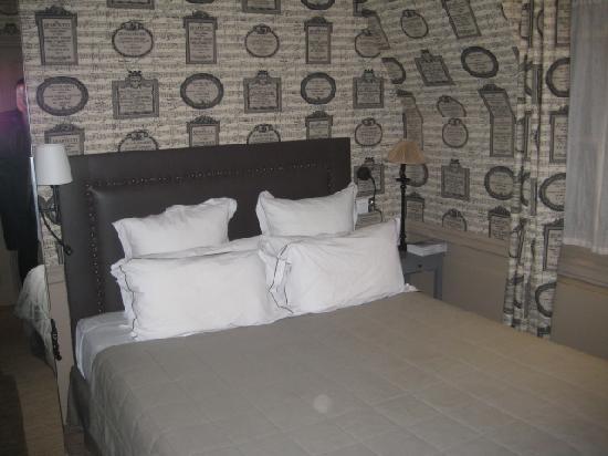 Hotel de Londres Eiffel: Racine Room