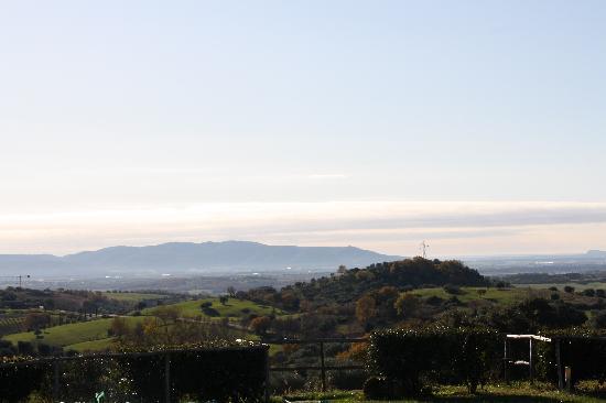 Agriturismo Prati degli Orti: Panorama