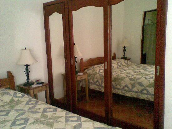 Hotel Xalteva: Dormitorio
