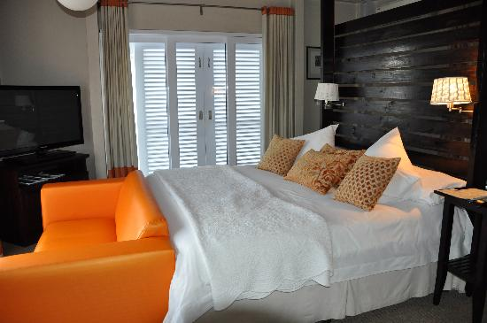 The Lofts Boutique Hotel: Bedroom