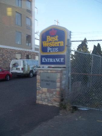BEST WESTERN Plus Newark Airport West: Entrance